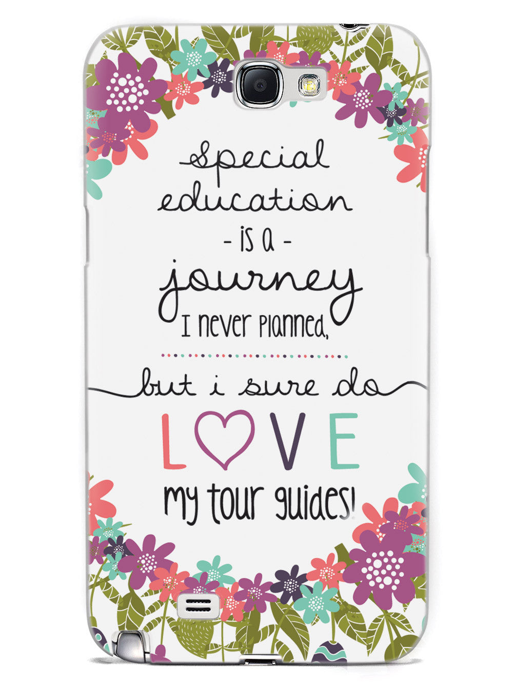 Special Education Is A Journey Case