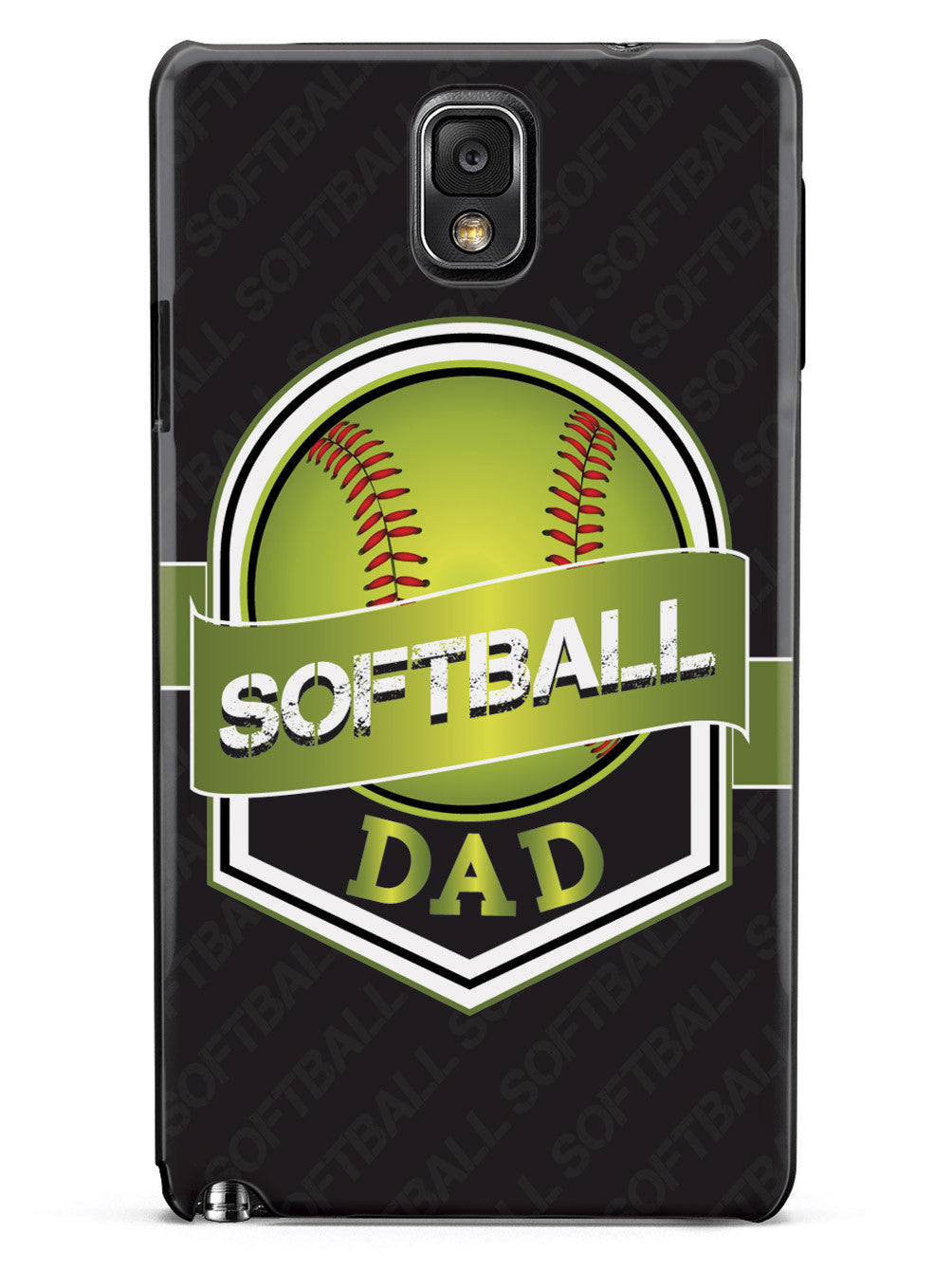 Softball Dad Case