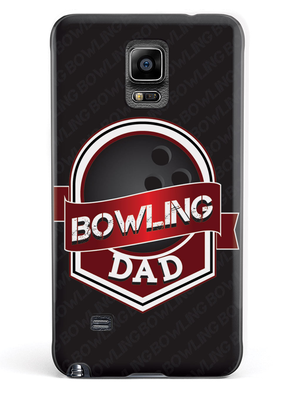 Bowling Dad Case