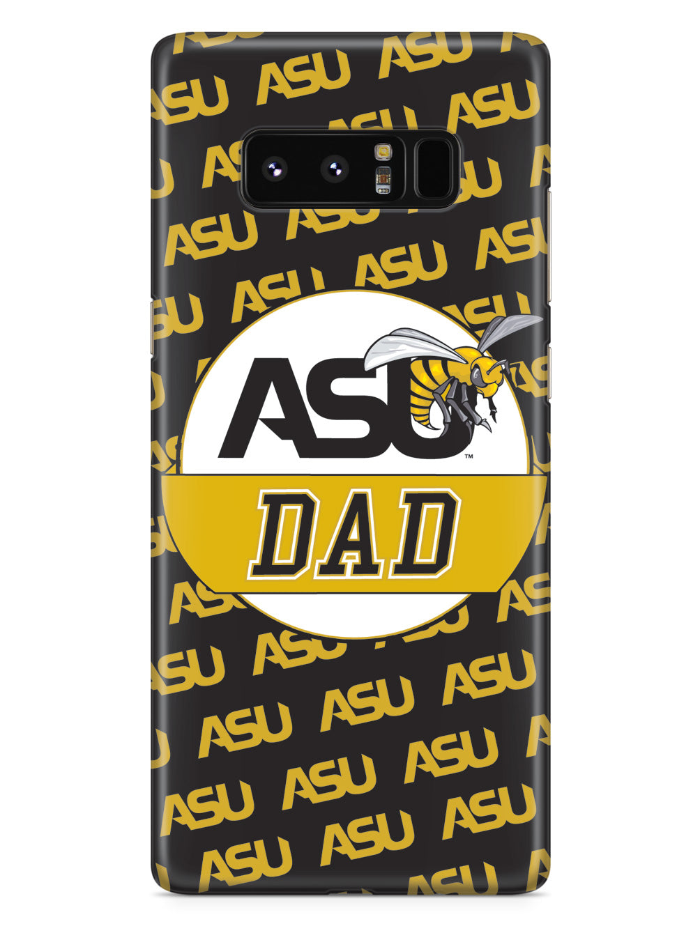College Dad - Alabama State University Hornets Case