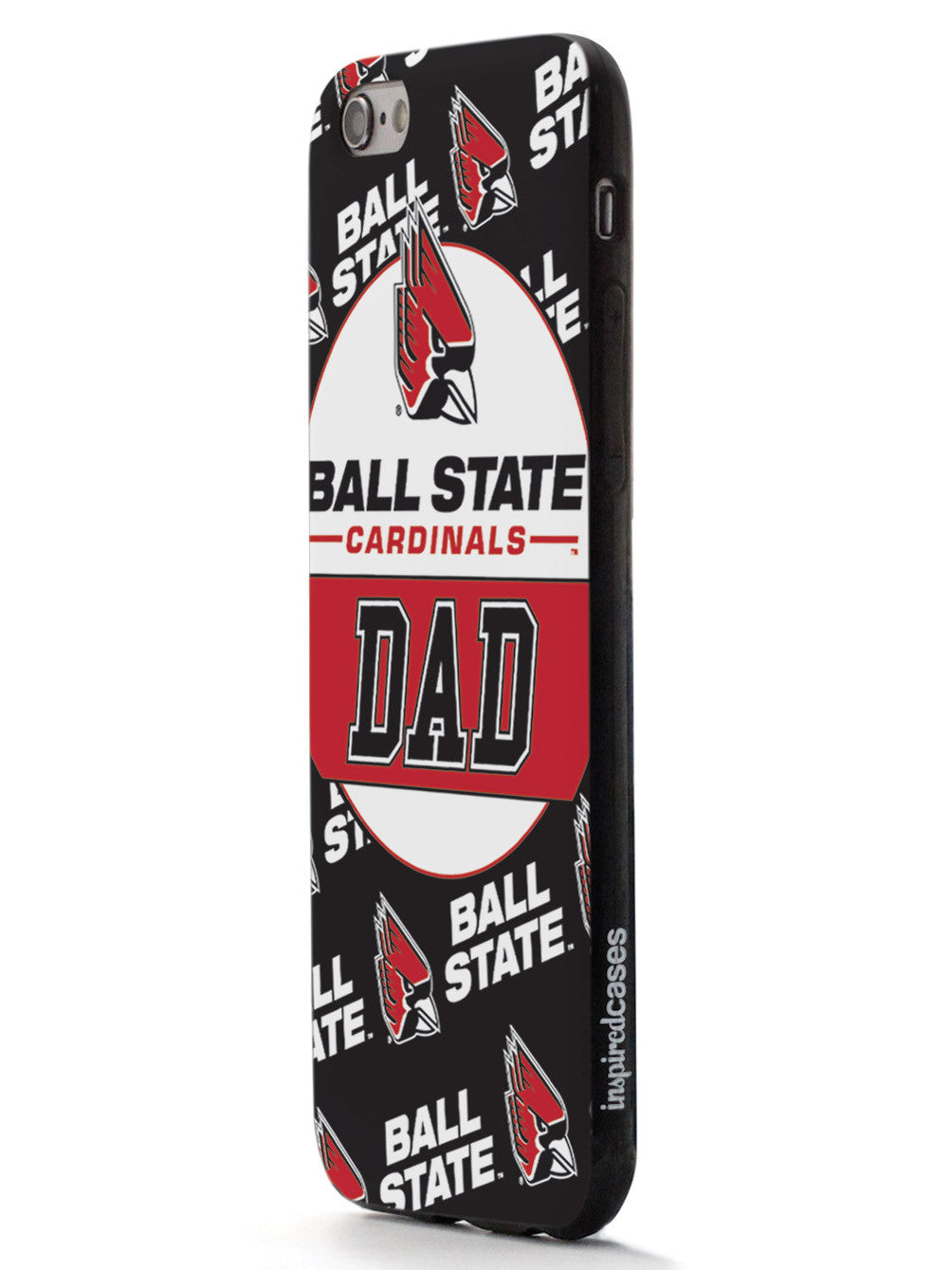 College Dad - Ball State Cardinals Case