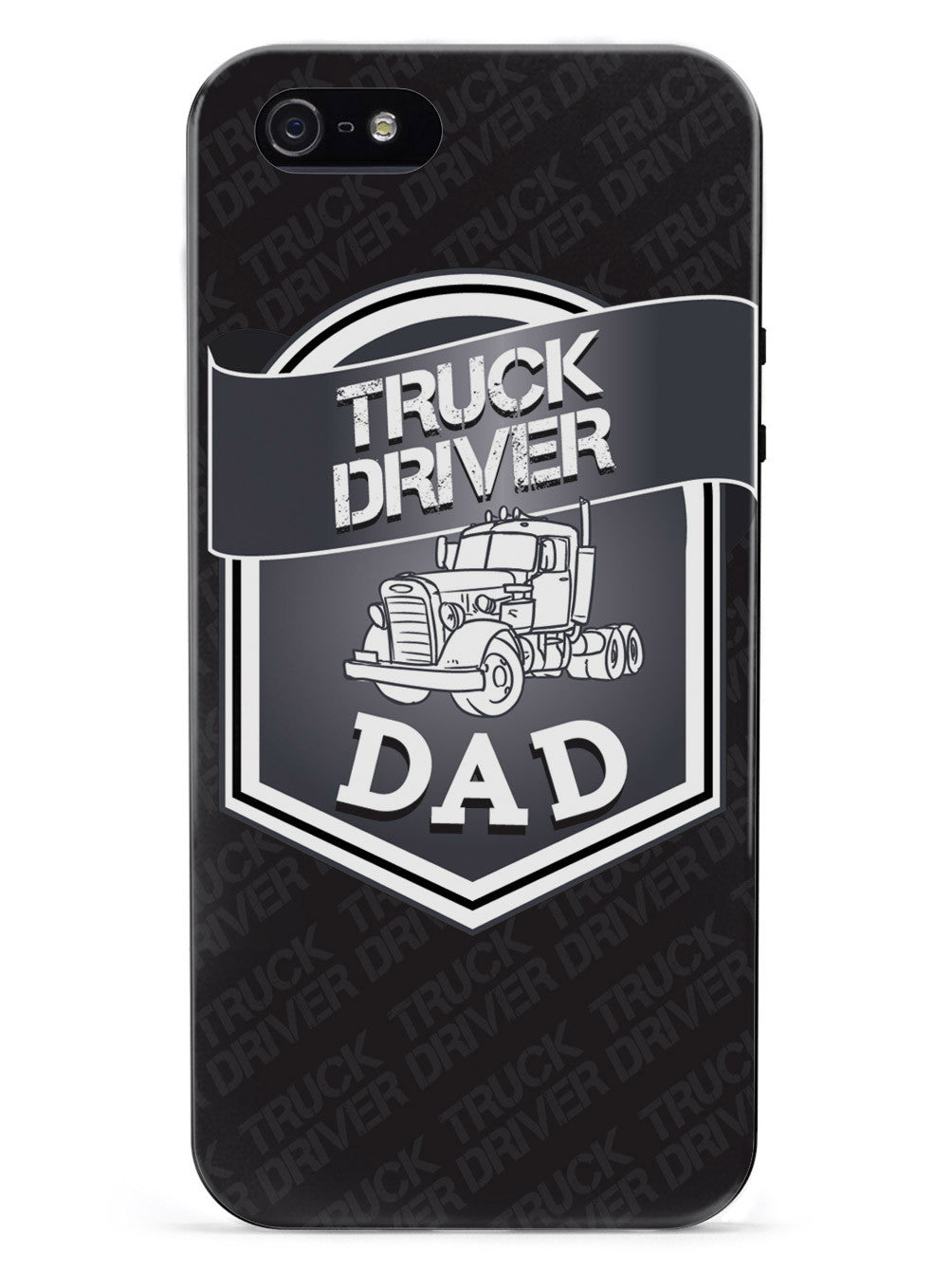 Truck Driver Dad Case