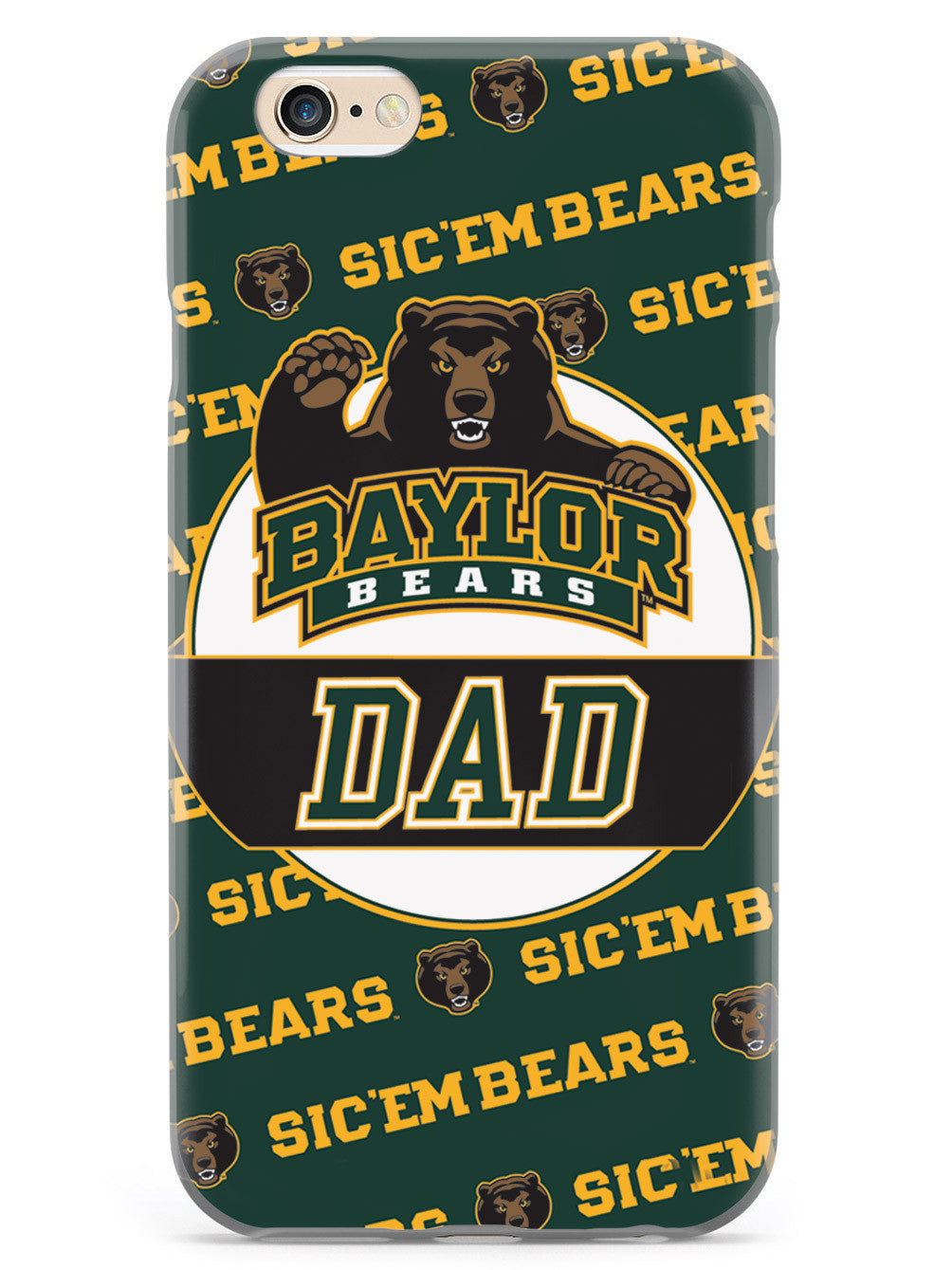 College Dad - Baylor University Bears Case