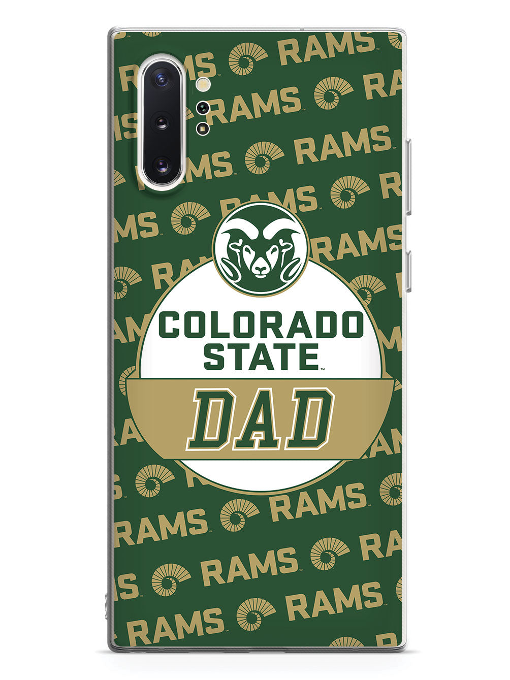 College Dad - Colorado State Rams Case