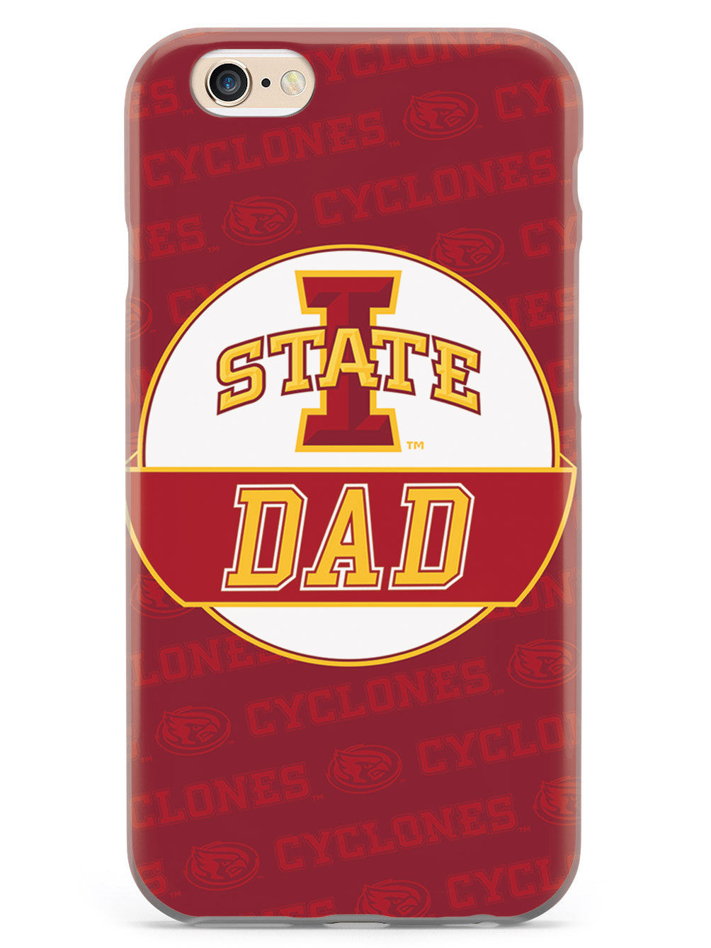College Dad - Iowa State Cyclones Case