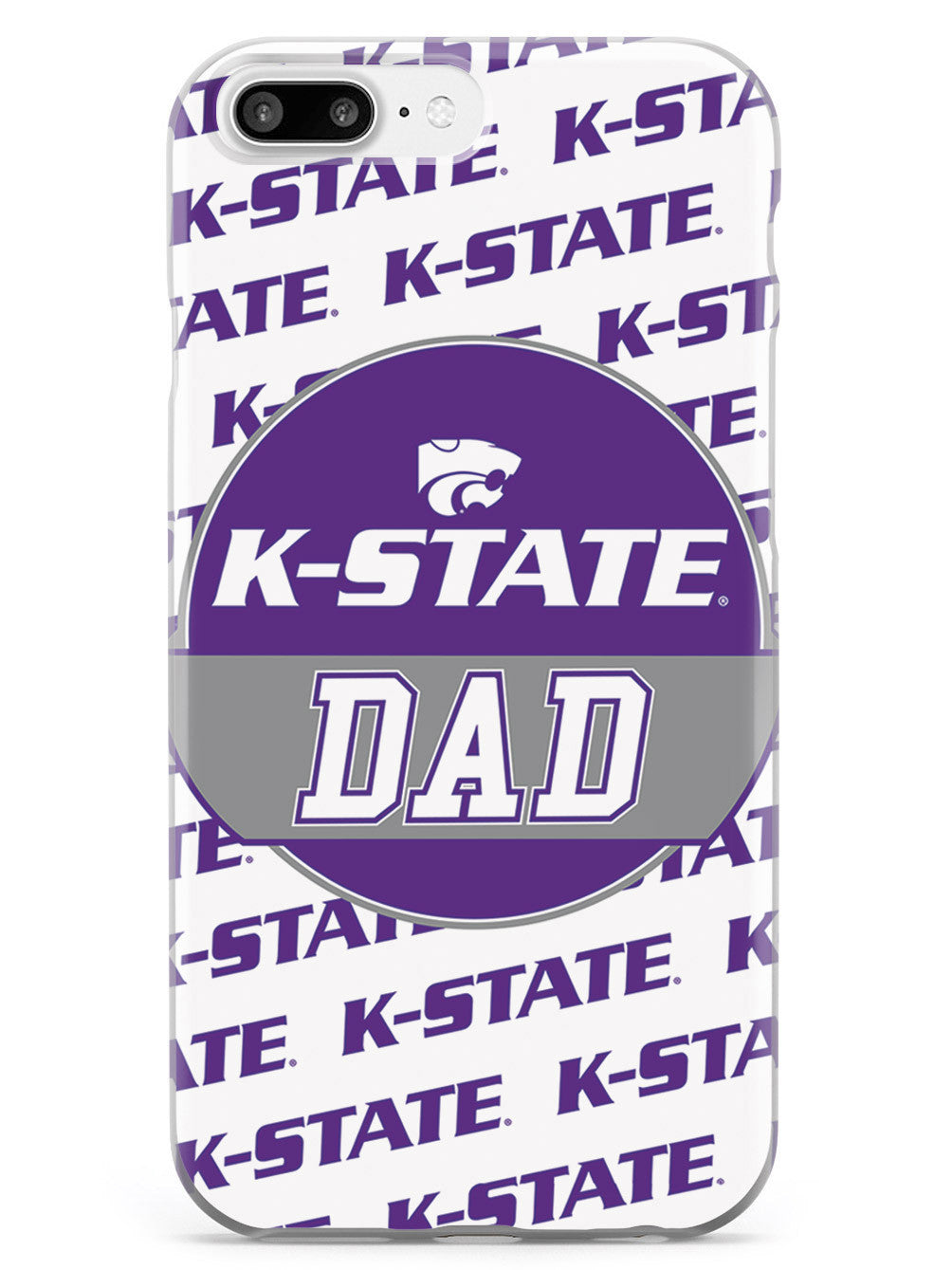 College Dad - Kansas State Wildcats Case