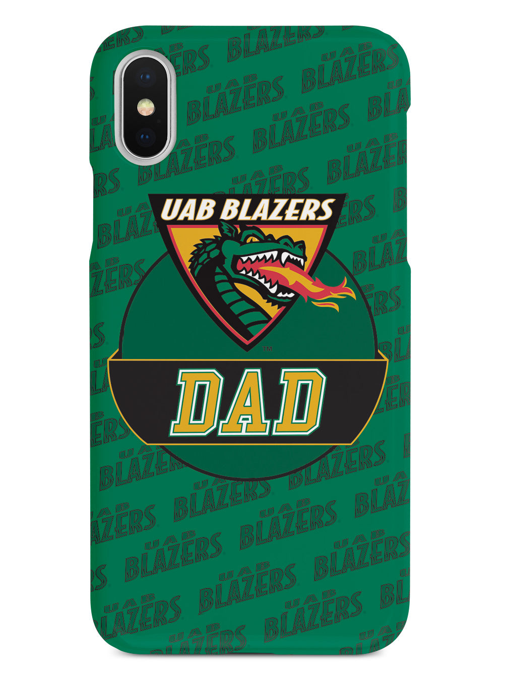 College Dad - UAB Blazers Case