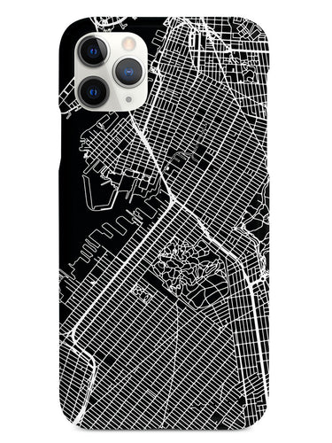 Map - Brooklyn New York Case