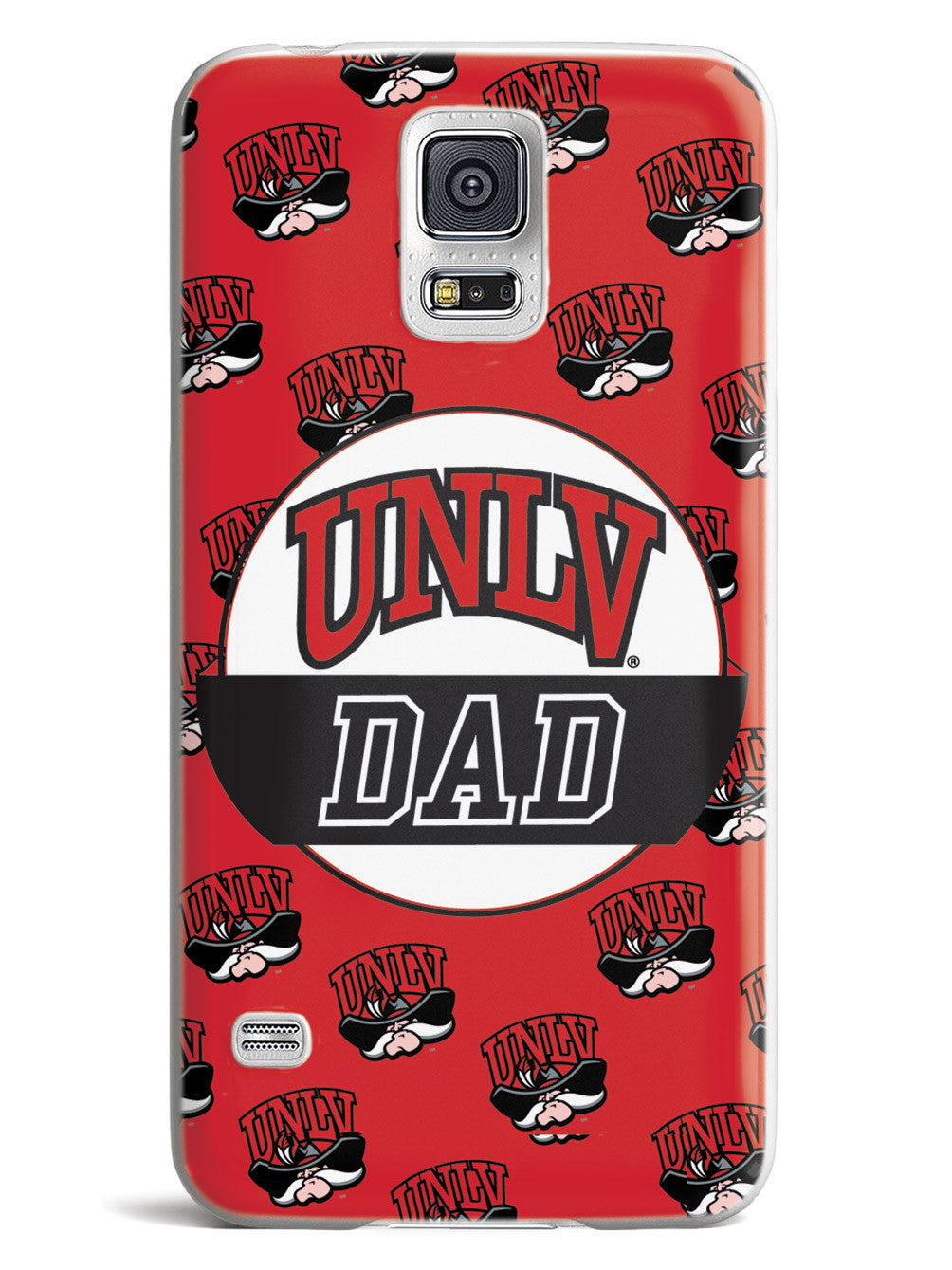 College Dad - University of Nevada, Las Vegas (UNLV) Rebels Case