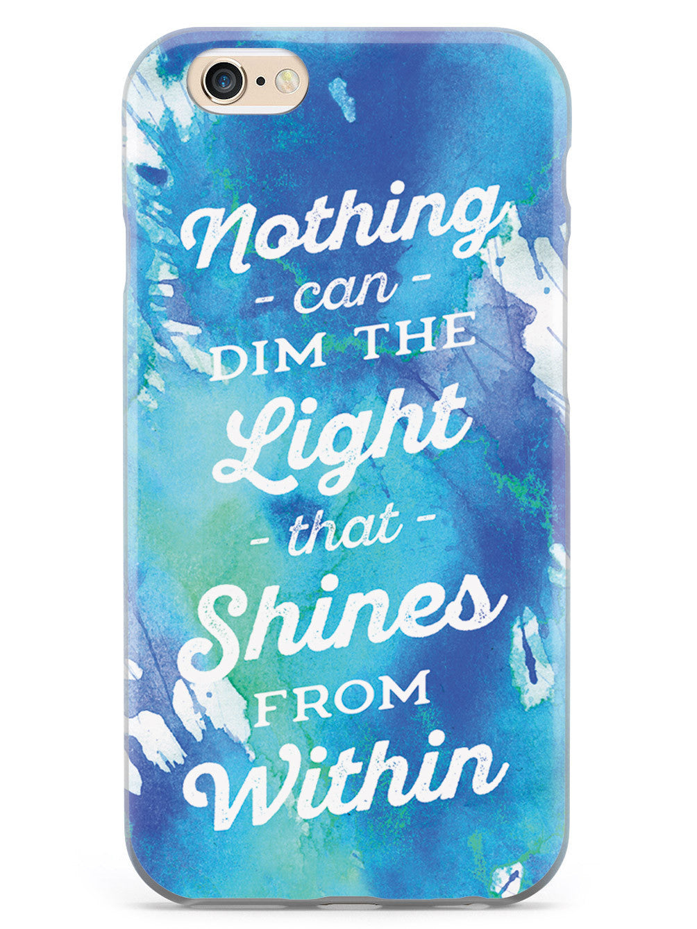 Nothing Can Dim the Light - Maya Angelou Case