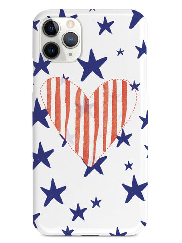 Stars and Stripes - Patriotic Case