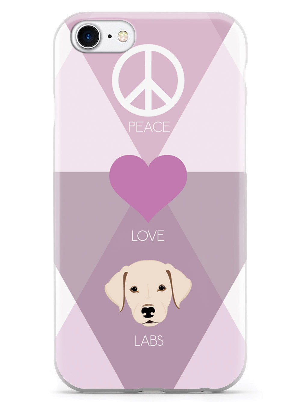 Peace, Love & Labs Case