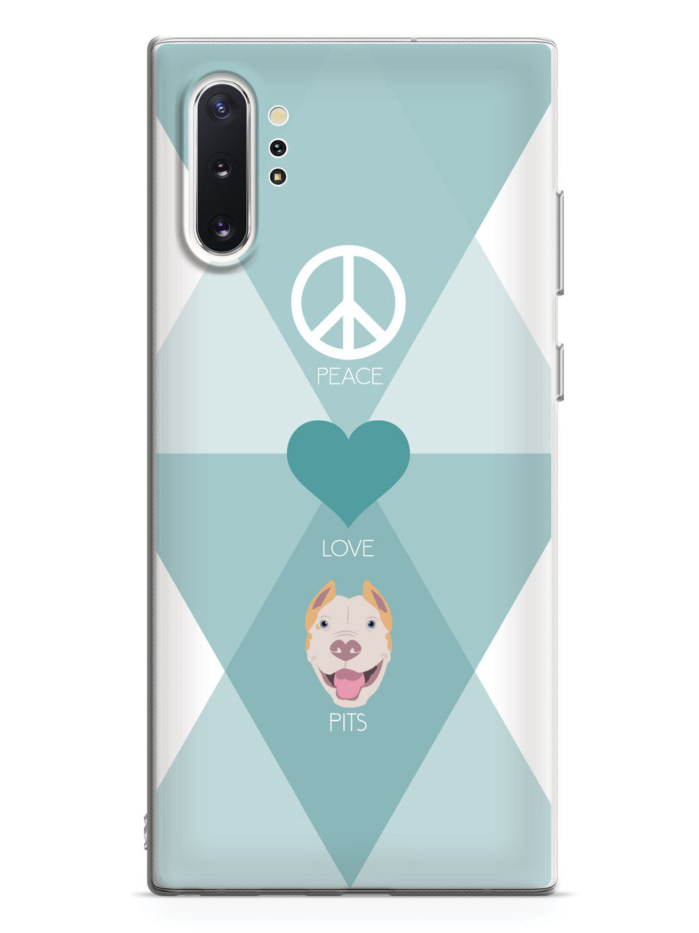 Peace, Love & Pits Case