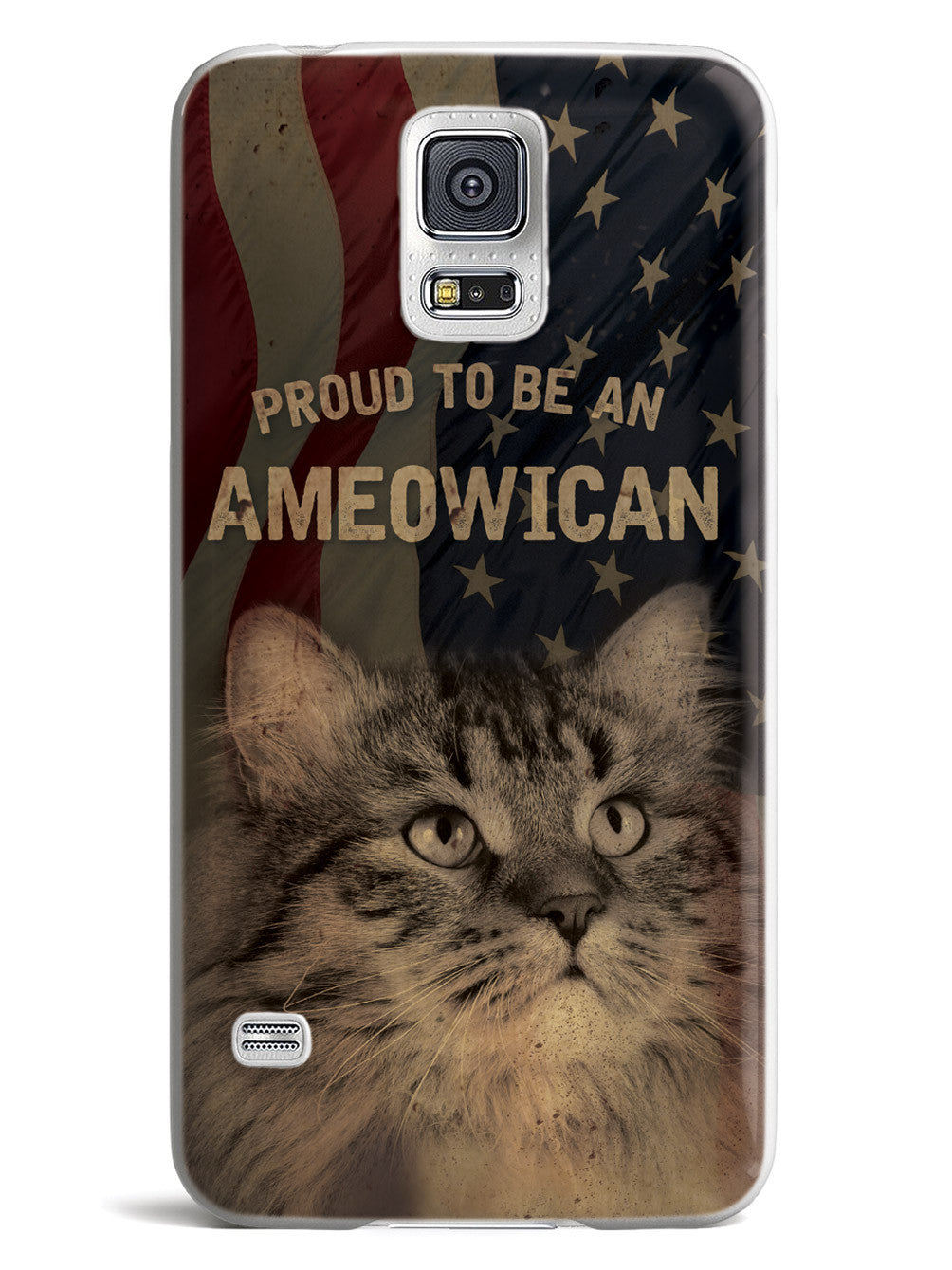 Proud to be an Ameowican - Patriotic Case
