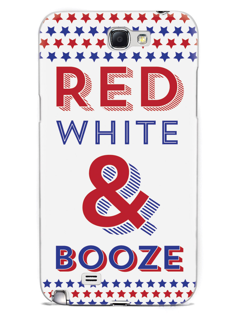 Red, White & Booze - Patriotic Case