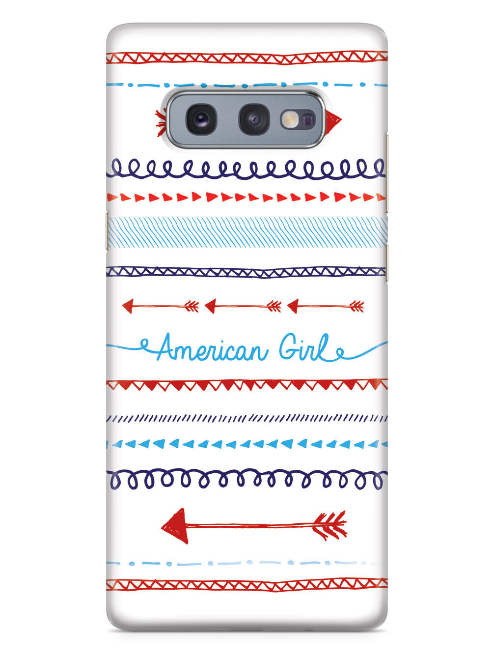 American Girl - Patriotic Case