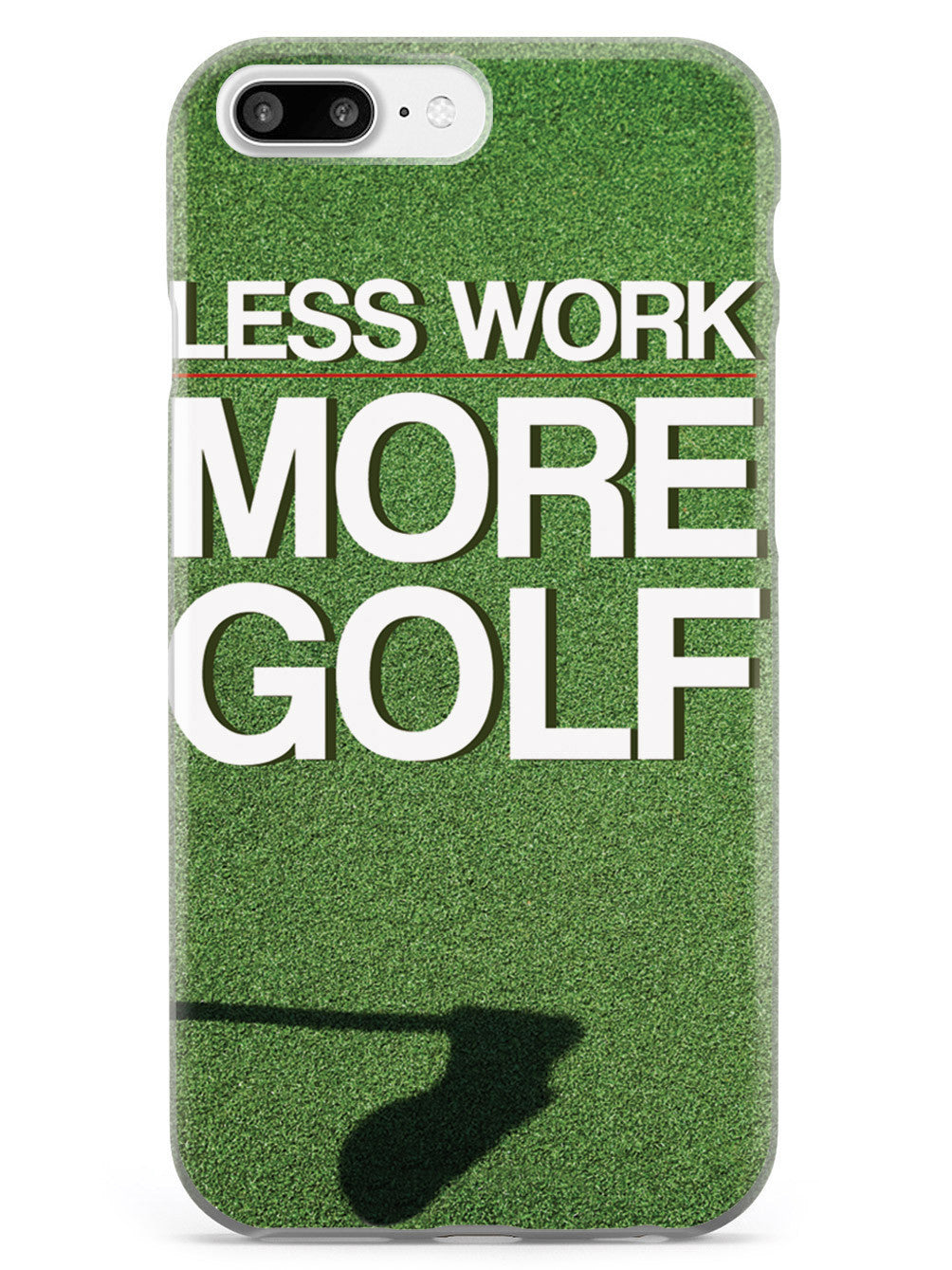 Less Work, More Golf Case