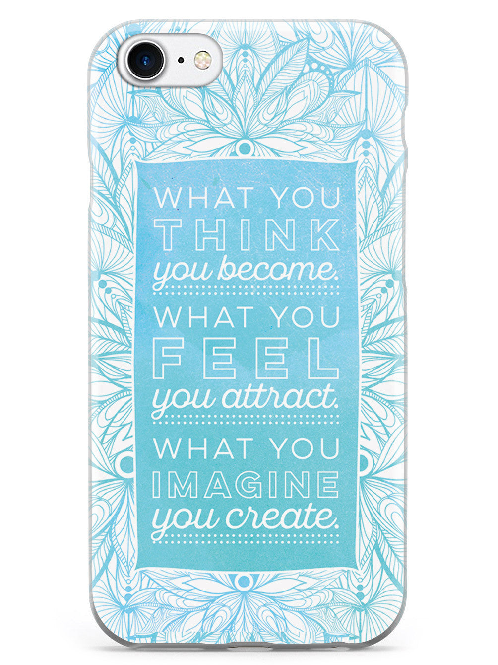 Think, Feel, Imagine - Buddha Case