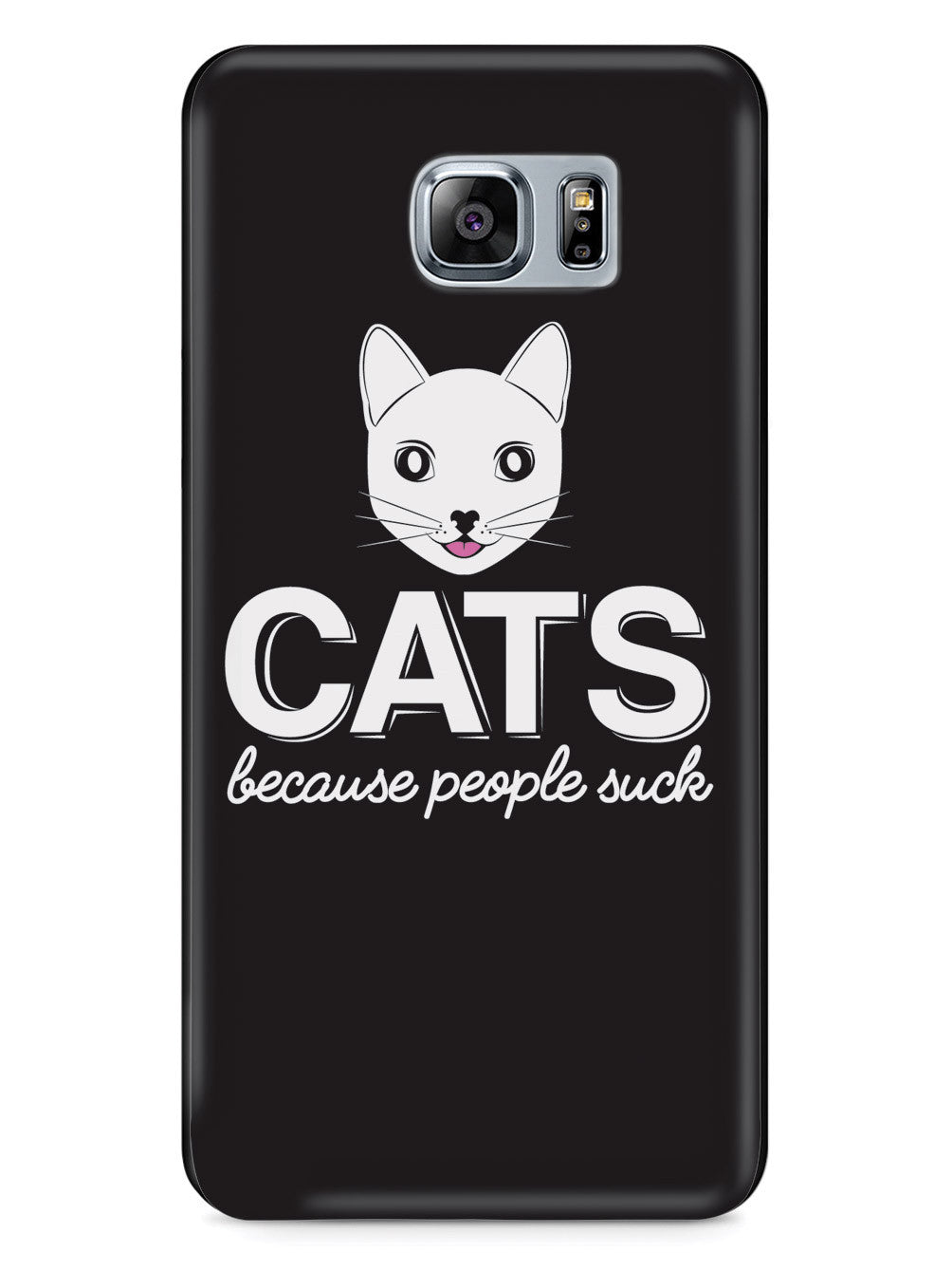 CATS - Because People Suck Case