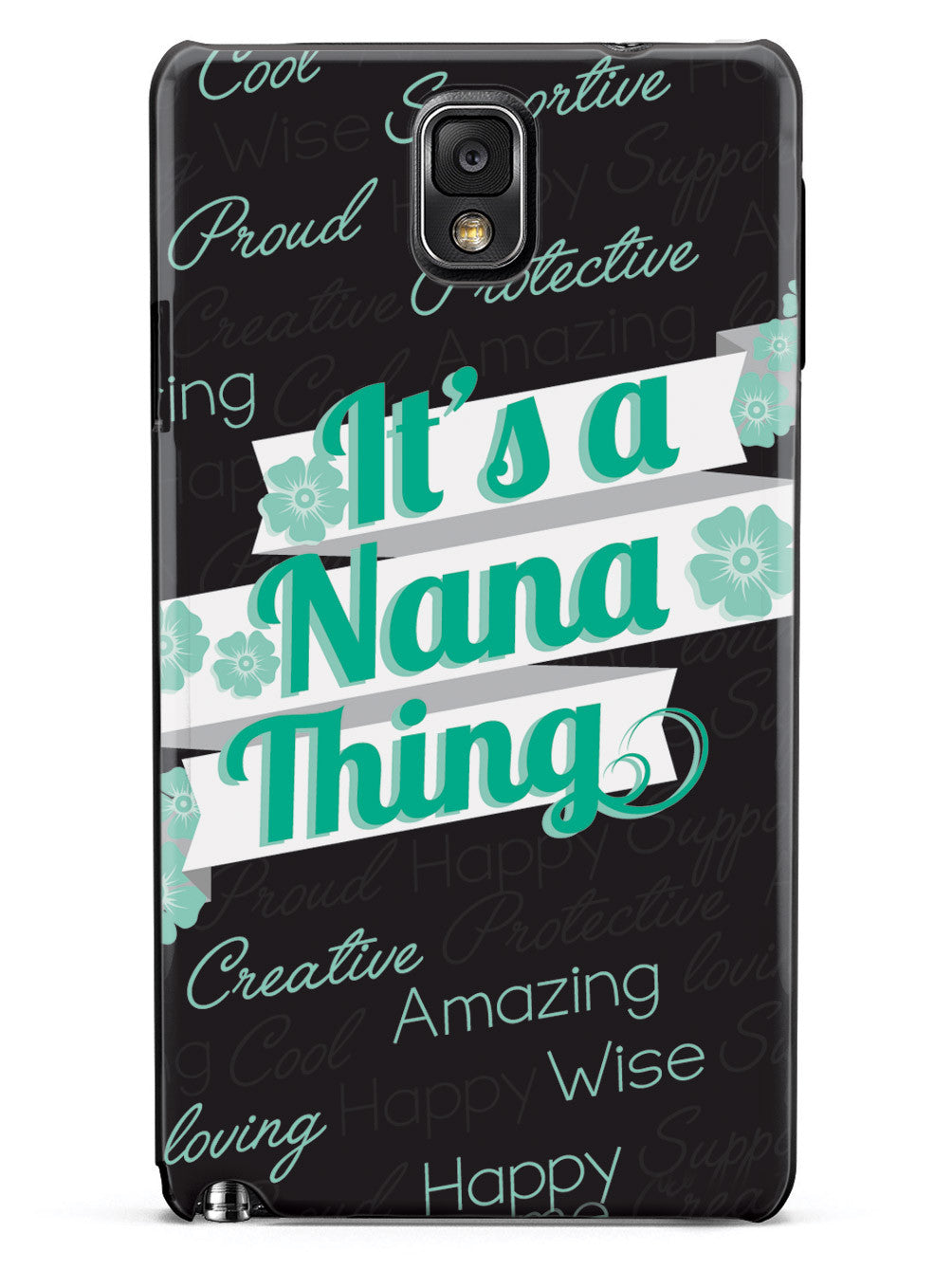 It's a Nana Thing (Green) Case