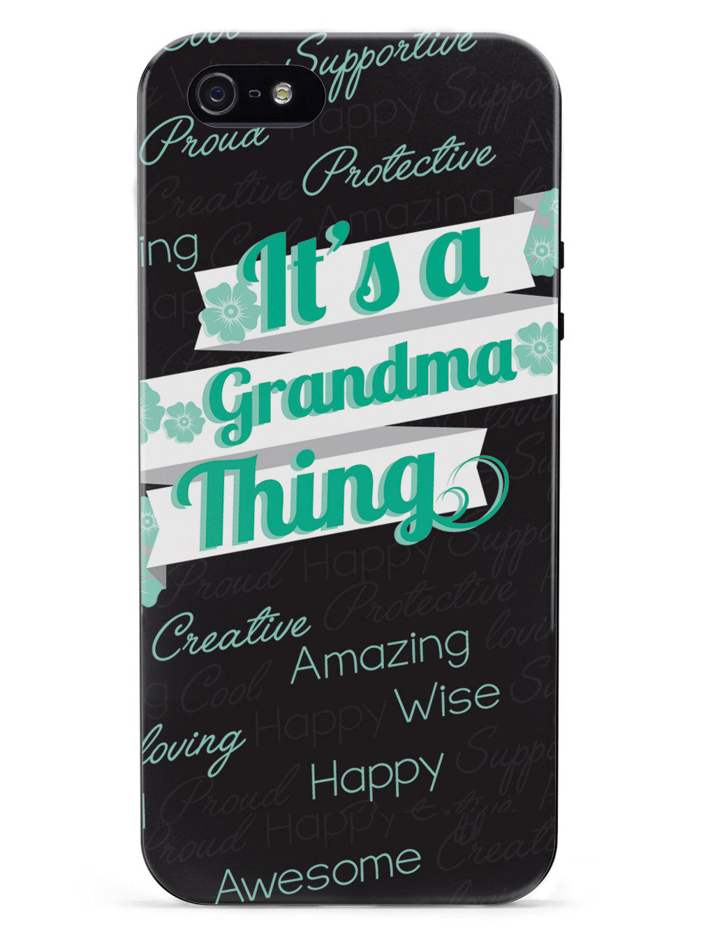 It's a Grandma Thing (Green) Case