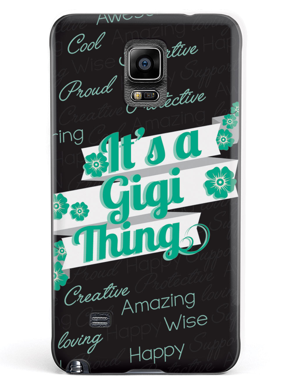 It's a Gigi Thing (Green) Case