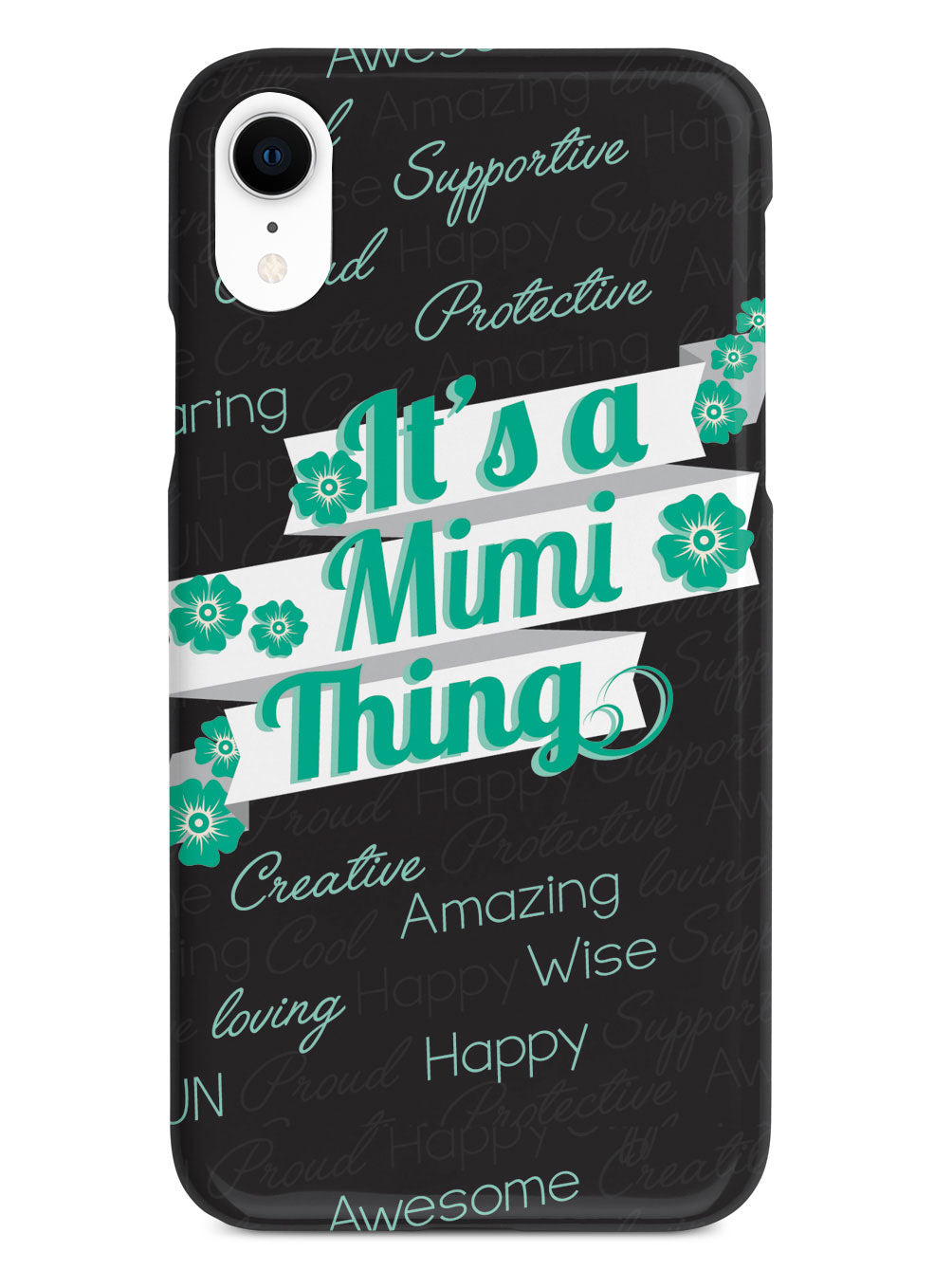 It's a Mimi Thing (Green) Case