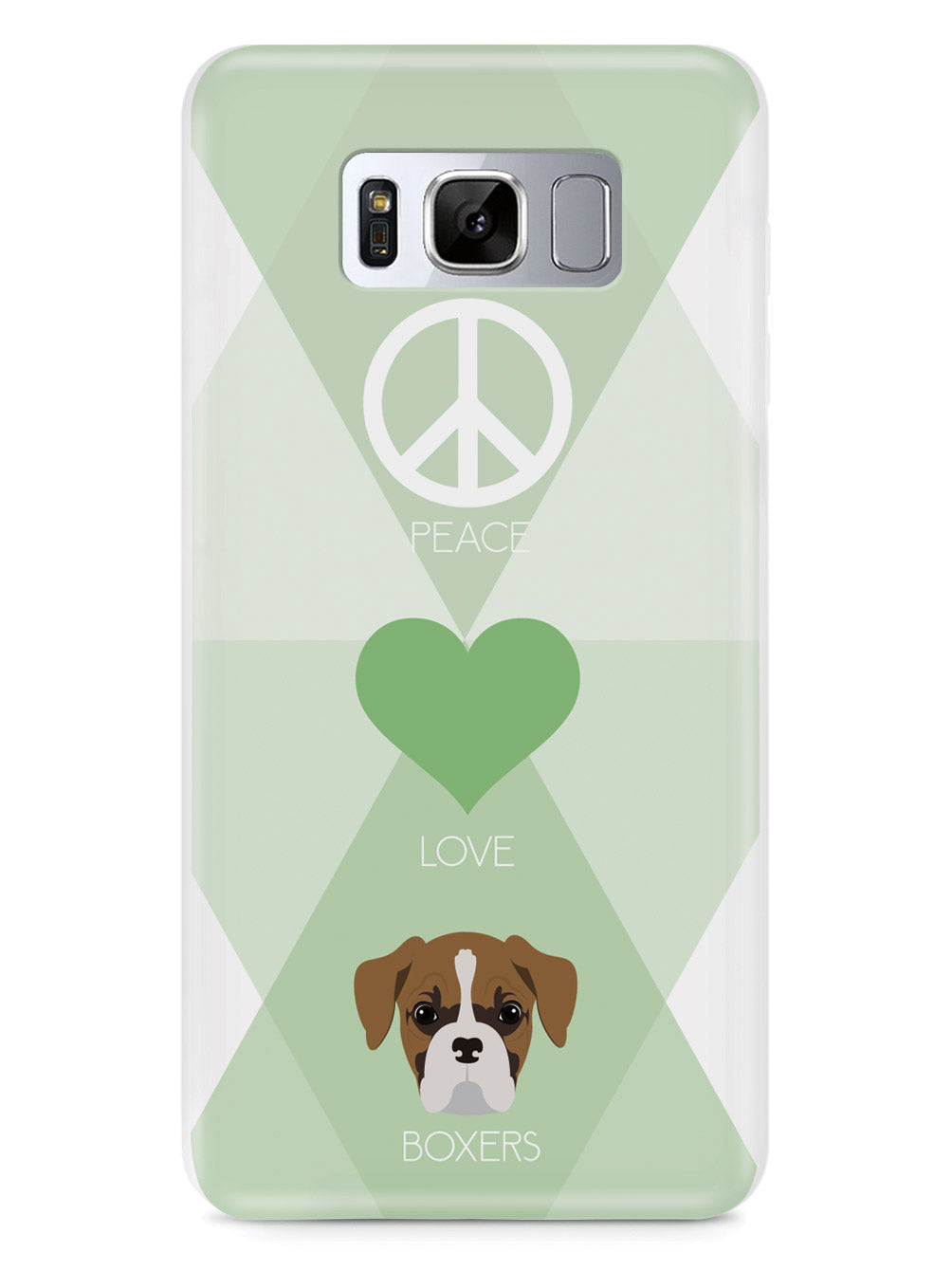 Peace, Love & Boxers Case