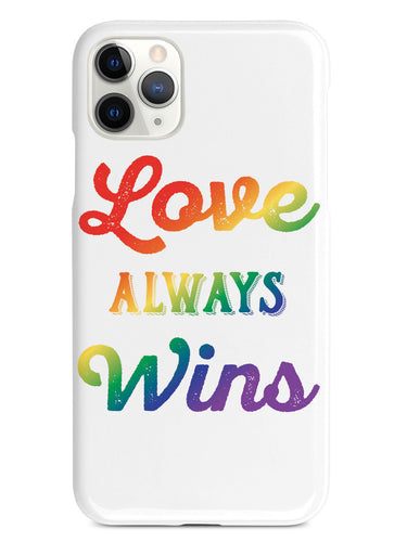 Love Always Wins - LGBT Case
