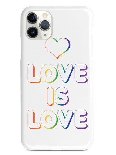 Love Is Love - LGBT Case