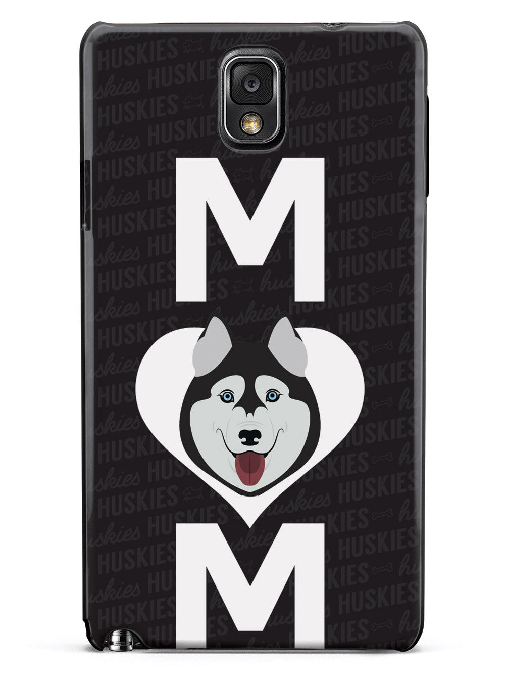 Husky Mom Case