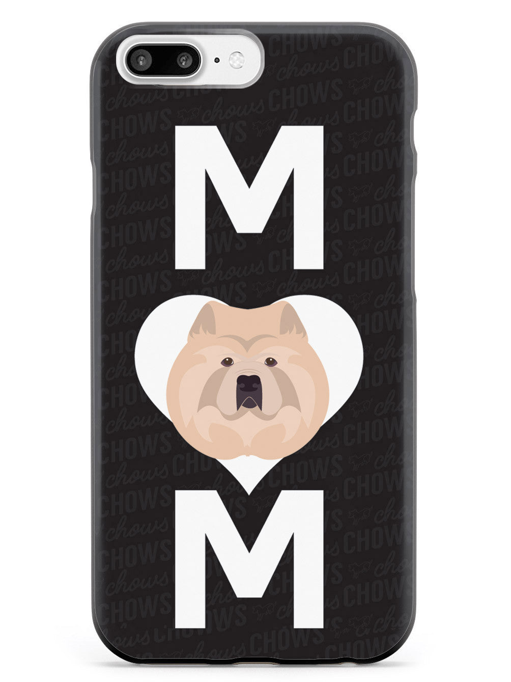 Chow Chow Mom Case