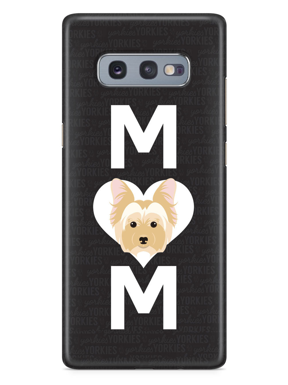 Yorkie Mom Case