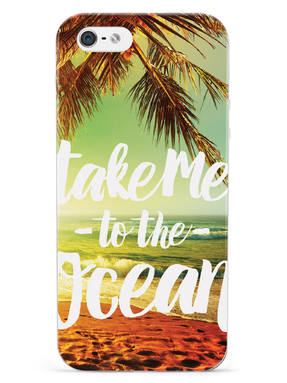 Take Me To The Ocean Case