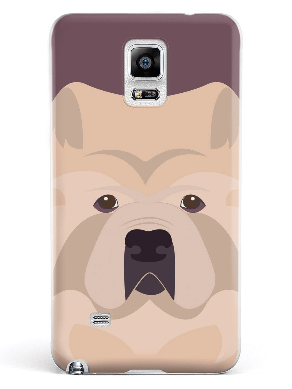 Chow Chow Face - Dog Case