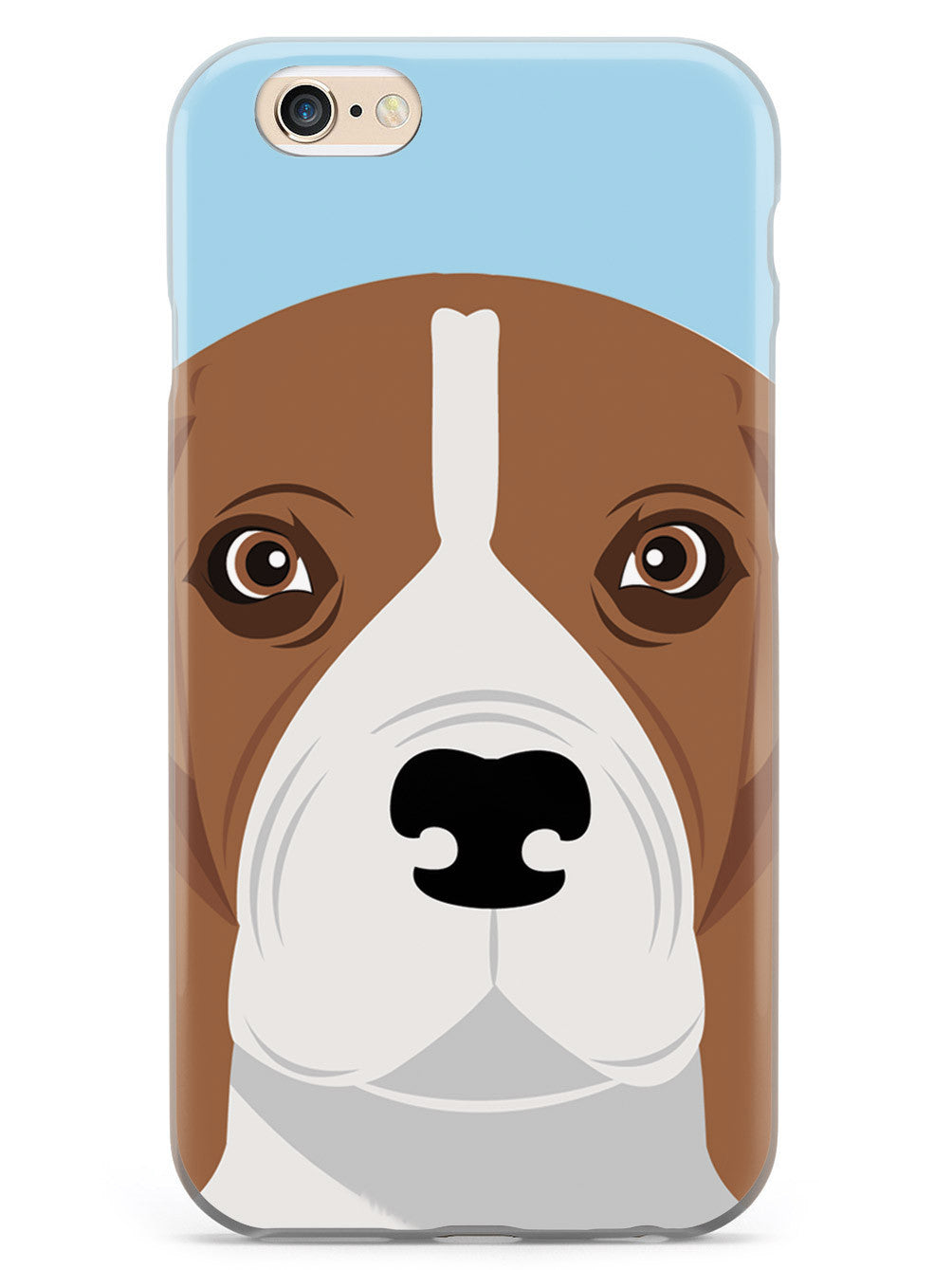 Beagle Face - Dog Case