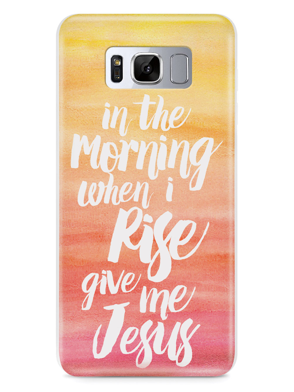 In the Morning When I Rise Case