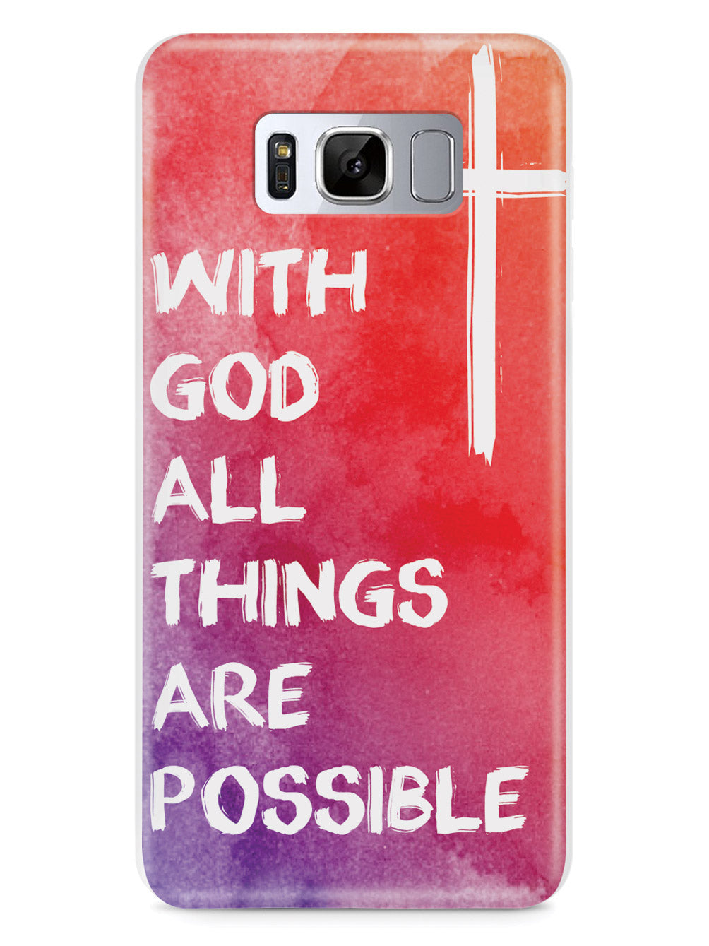 With God All Things Are Possible Case
