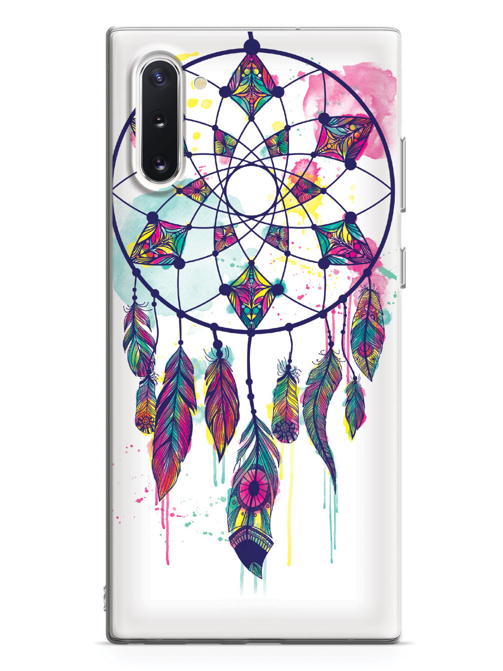 Watercolorful Dreamcatcher - White Case