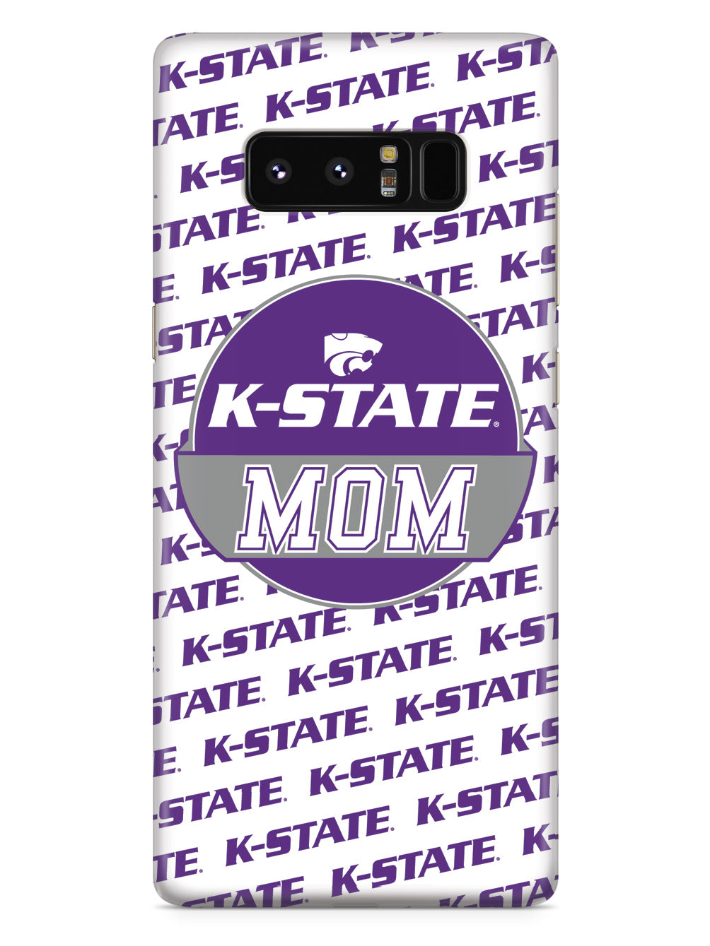 College Mom - Kansas State Wildcats Case