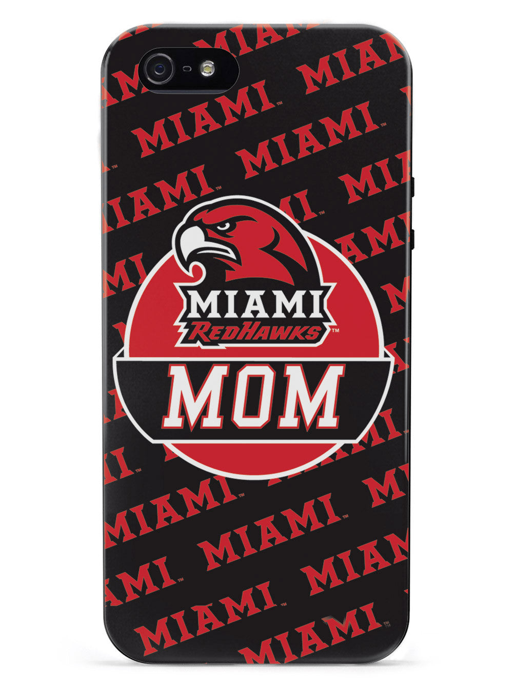 College Mom - Miami University RedHawks Case