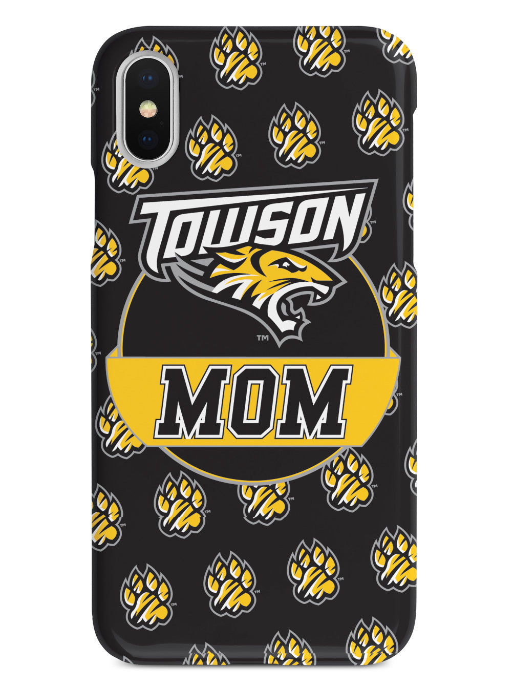 College Mom - Towson University Tigers Case