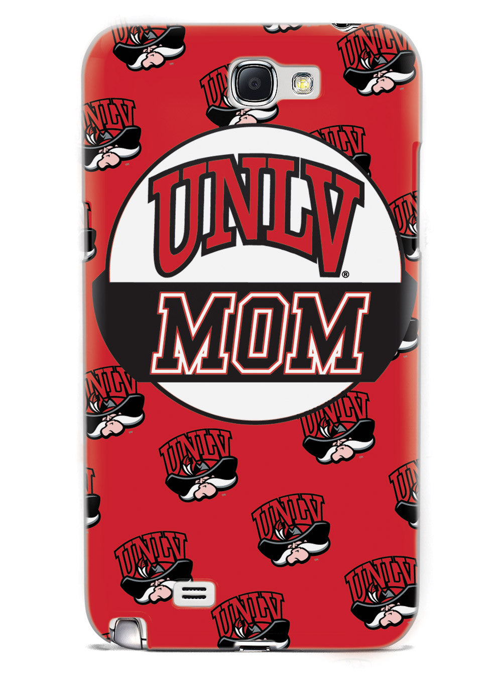 College Mom - University of Nevada, Las Vegas (UNLV) Rebels Case