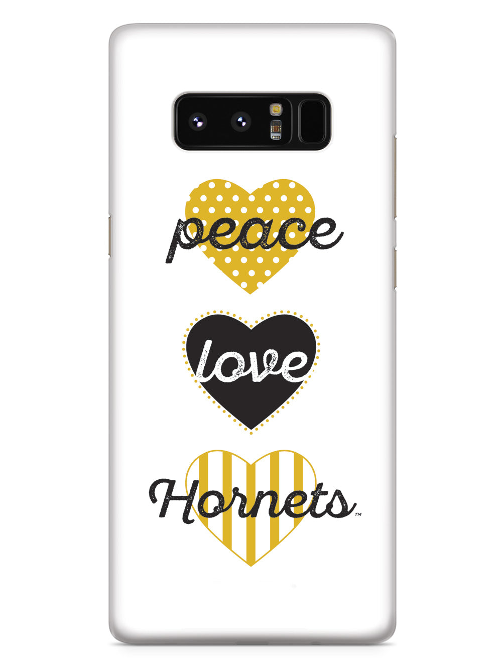 Peace, Love, Hornets - ASU Case