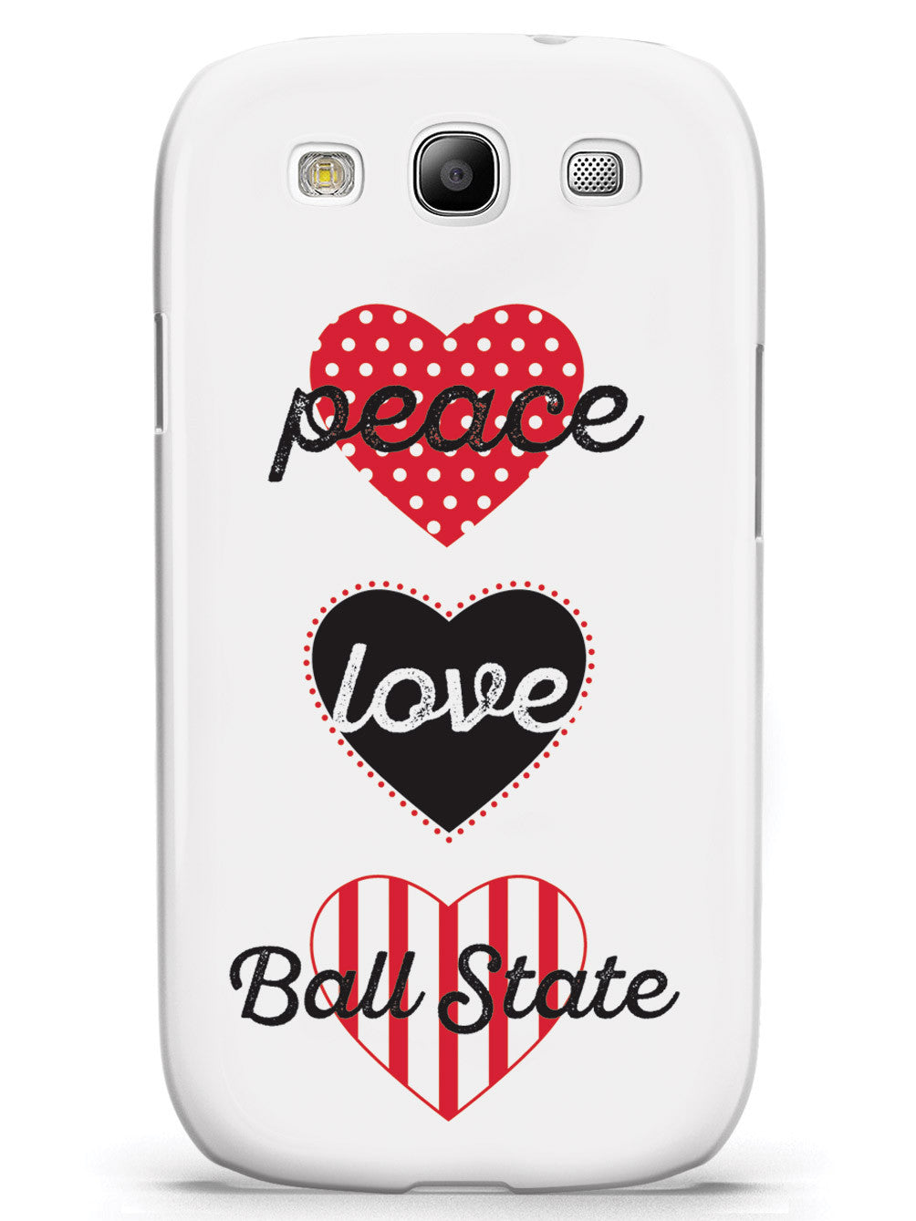 Peace, Love, Ball State Case