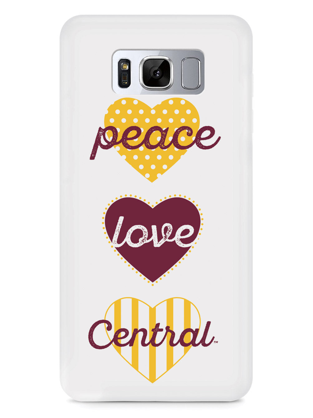 Peace, Love, Central Case