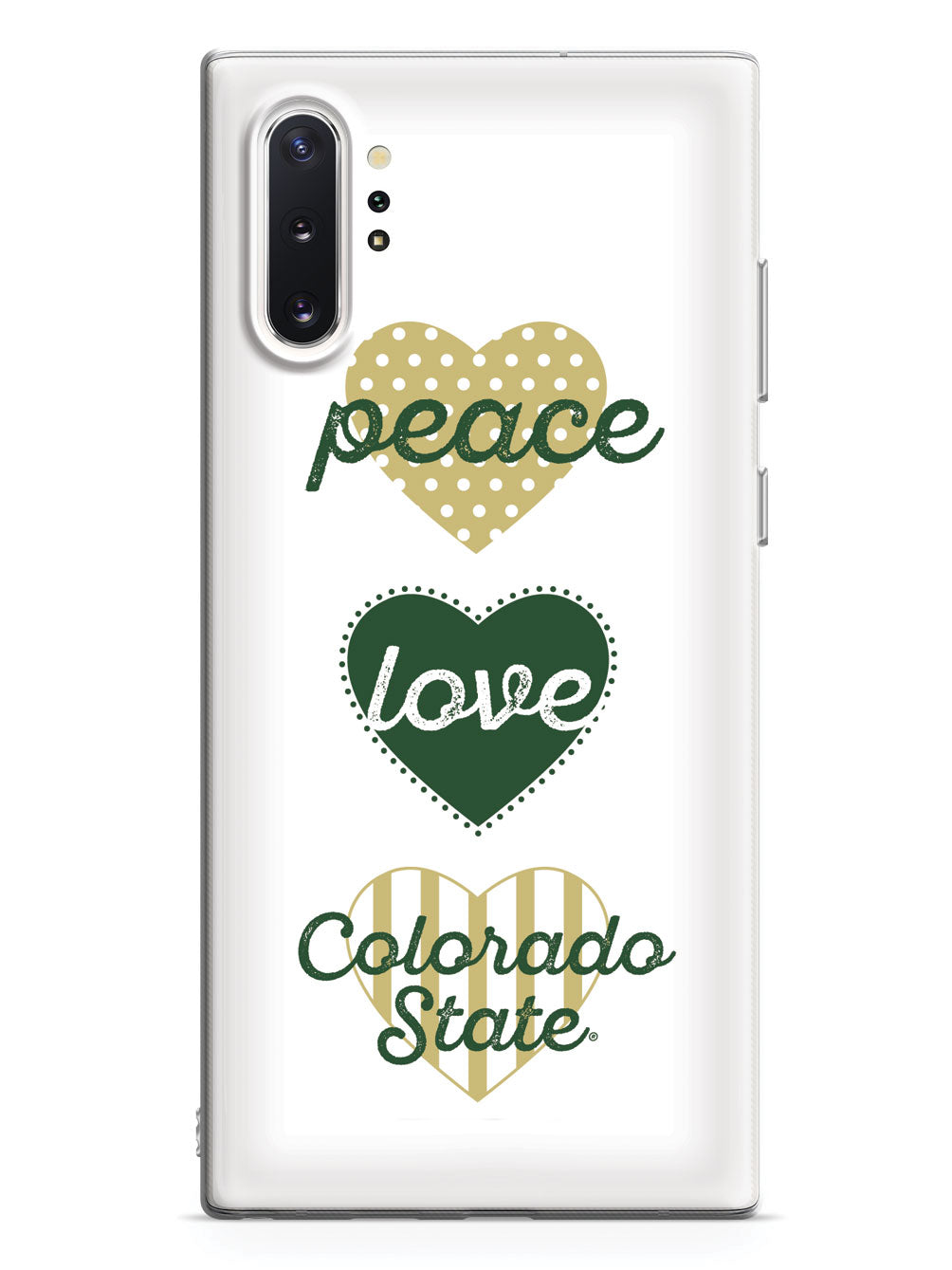 Peace, Love, Colorado State Case