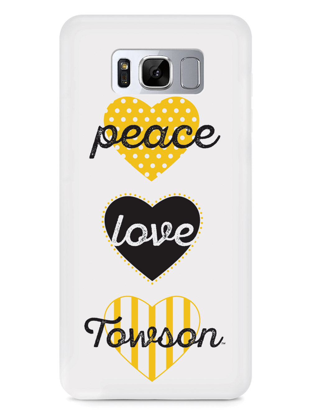 Peace, Love, Towson Case