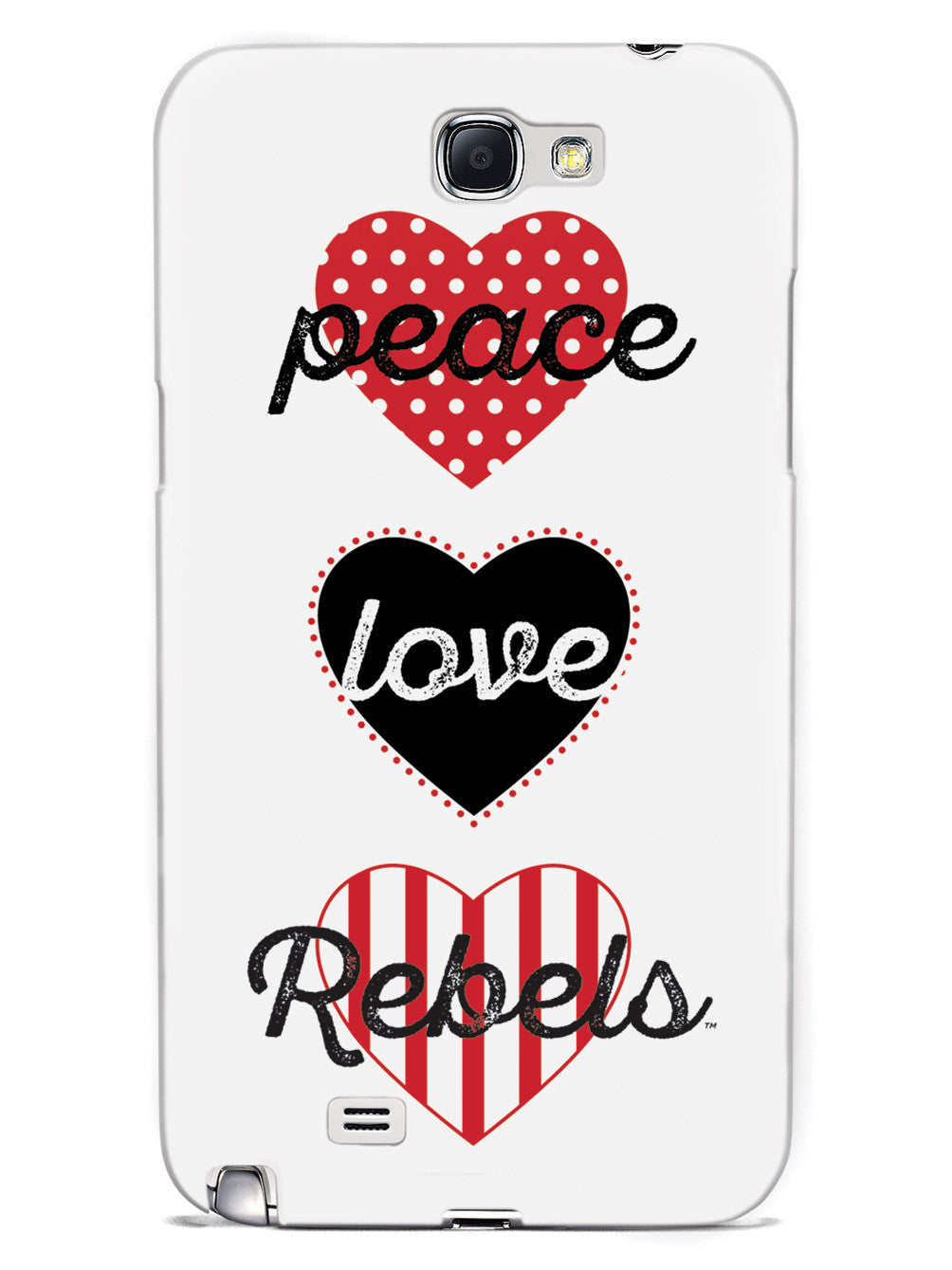 Peace, Love, Rebels - UNLV Case