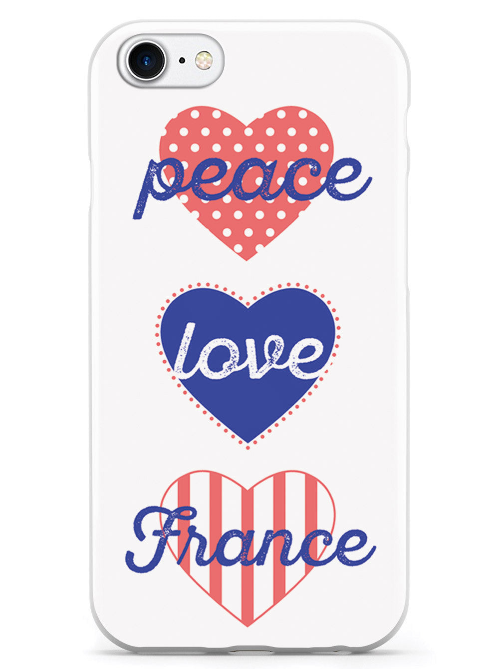 Peace Love France Case